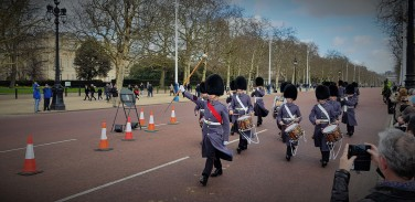 Vicino a Buckingham Palace